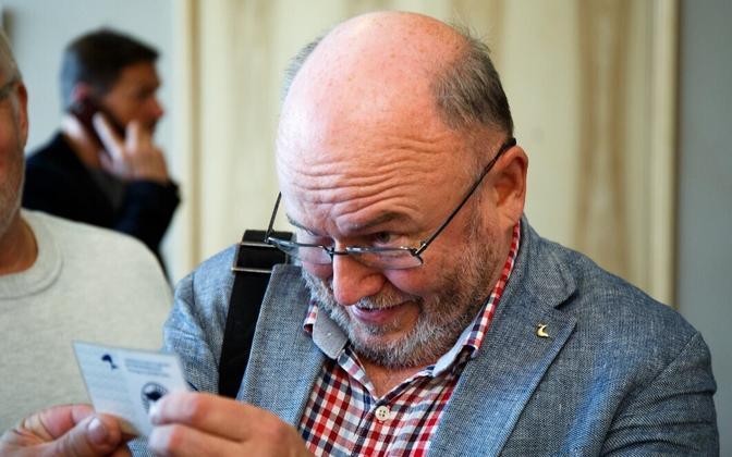 Игорь Грязин.