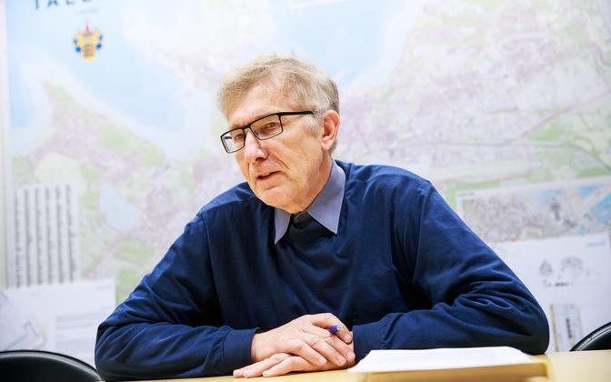 Tallinna linnaplaneerimise juht Ignar Fjuk