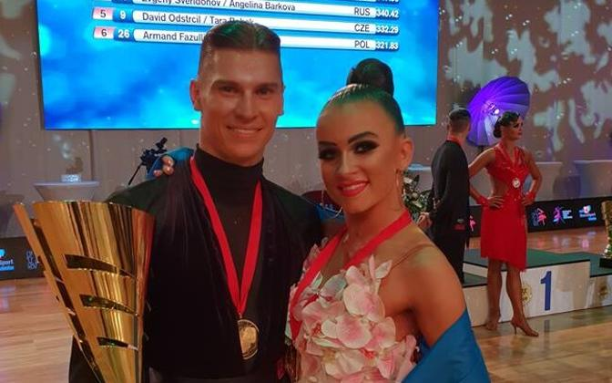 Konstantin Gorodilov - Dominika Bergmannova
