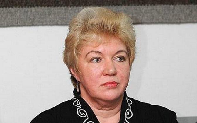 Тамара Луйгас.