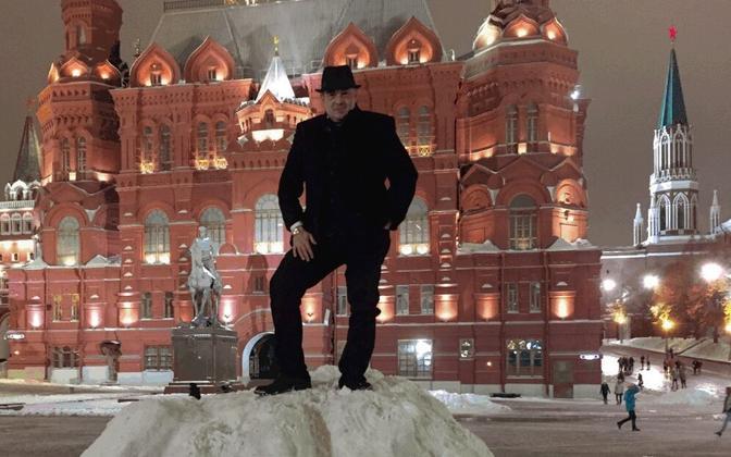 USA poolt sanktsioneeritud Mohammad Amer Alchwiki Moskvas.