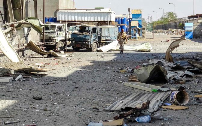 Soome põhjendas relvaekspordi lõpetamist Jeemeni kodusõjaga.