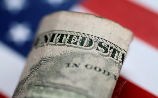 USA dollar.