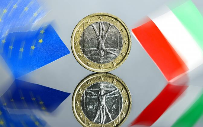 Itaalia euro.