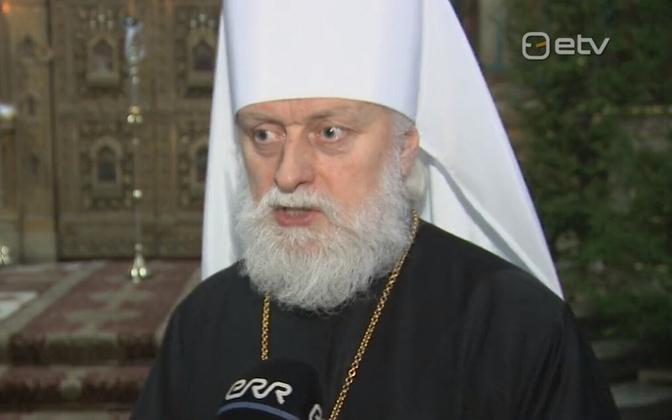 Metropolitan Yevgeny.