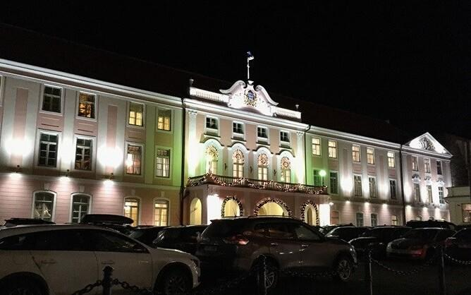 Toompea Castle, seat of the Riigikogu: independent candidates will run also this year, but unless they can whip up an impressive following, they are unlikely to get elected.