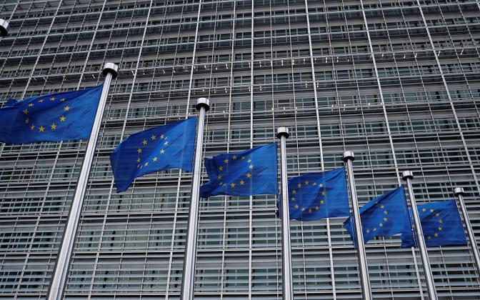 Штаб-квартира Еврокомиссии в Брюсселе.