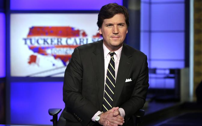 Tucker Carlson.