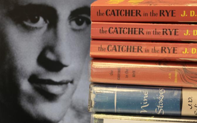 J. D. Salinger ja tema teosed.