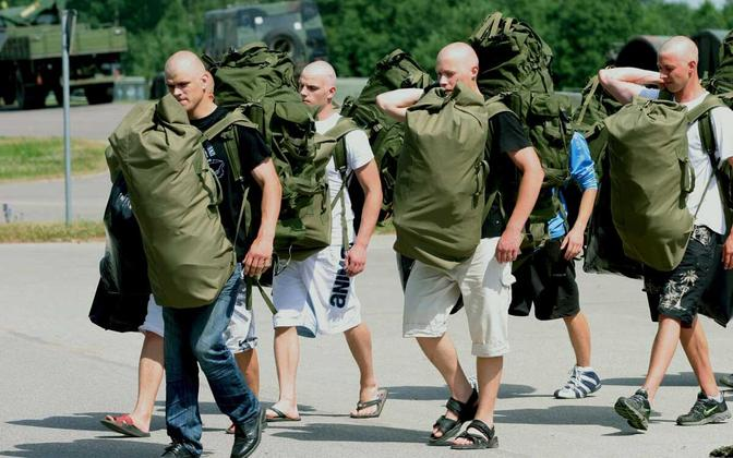 Conscription call-ups currently take place in early July.