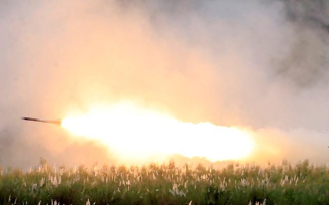 HIMARS rakett.
