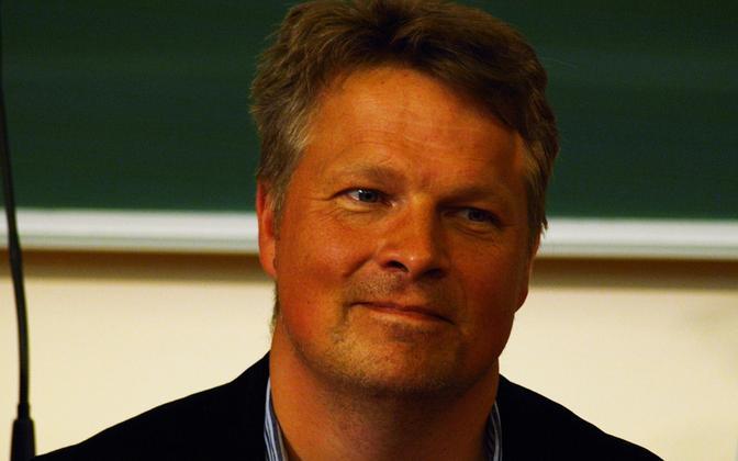 Eiki Berg.