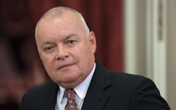 Süüdimõistetu onu, tuntud Venemaa telenägu Dmitri Kisseljov.