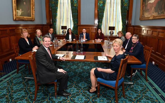 Briti parlamendi sõltumatu rühm.