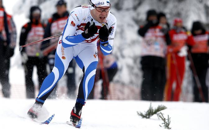 Kaspar Kokk 2010. aastal