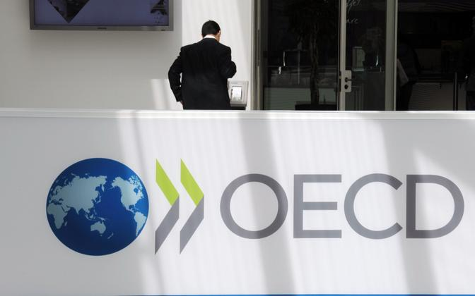 OECD logo (picture is illustrative).
