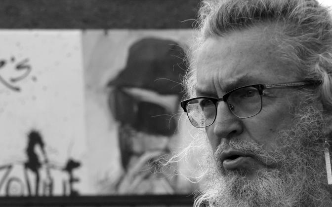 Ron Whitehead on järjekorras Tartu neljas resident-kirjanik.