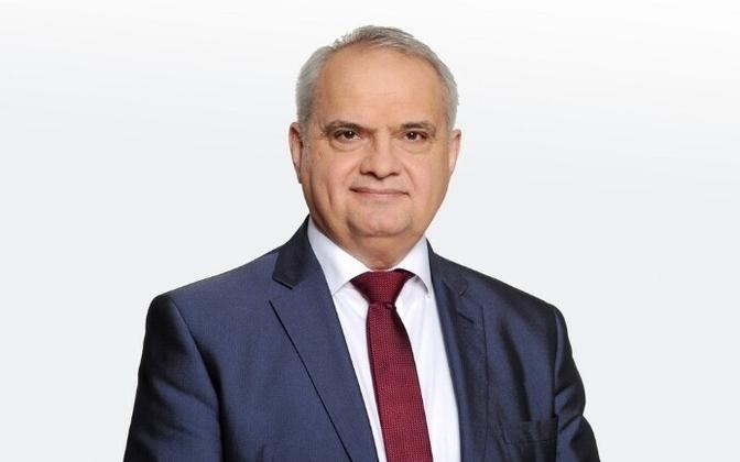 AfD poliitik Waldemar Herdt.
