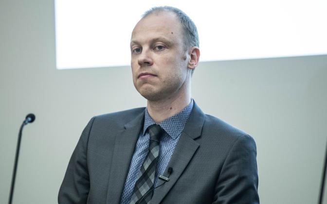 Rahandusministeeriumi asekantsler Sven Kirsipuu