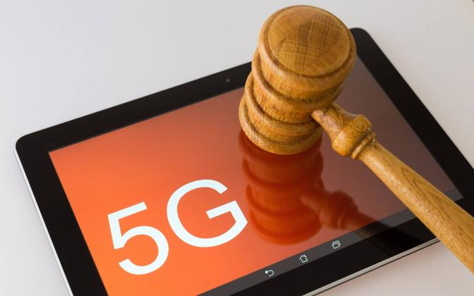 Tallinn Administrative Court ruled in a 5G-related case.