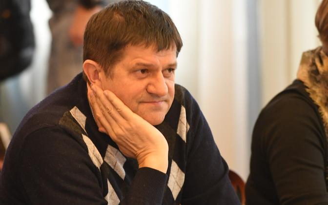 Депутат Федор Овсянников.
