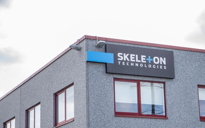 Skeleton Technologies is a company of Estonian origin that produces graphene-based ultracapacitors and energy-storage systems.
