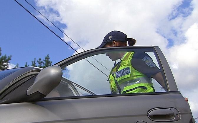 Полицейский рейд