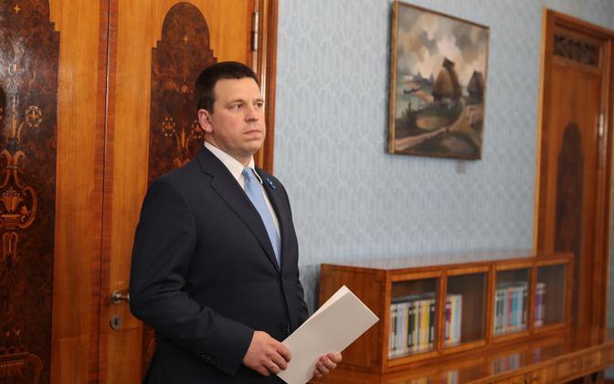 President Kersti Kaljulaid ja Peaminister Jüri Ratas tegid avalduse Marti Kuusiku tagasiastumise kohta.