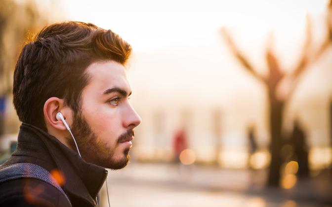 Inforikas kõrvapai pakub päevale meeldivat vaheldust.