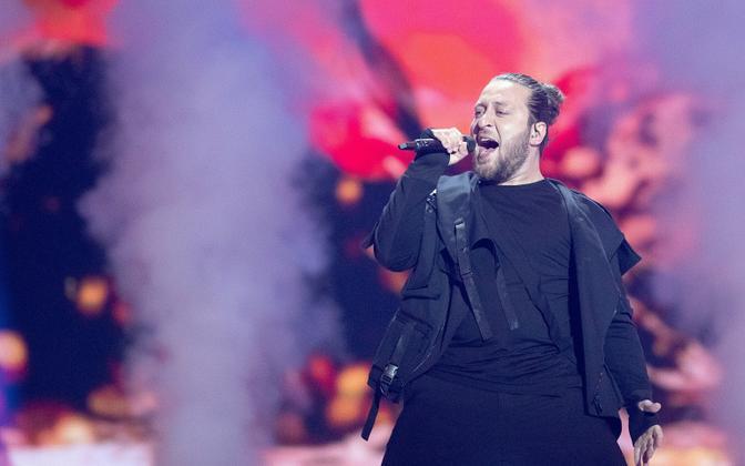 Eurovisiooni esimese poolfinaali peaproov, Georgia