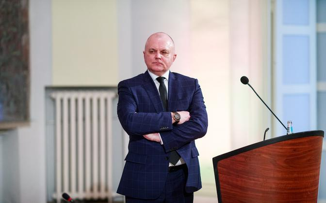 Urmas Reitelmann (EKRE) has been elected to Estonia's PACE delegation.
