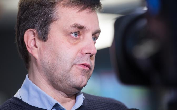Hanno Tomberg eitab nii paljude ERR-i nõukogu liikmetega suhtlemist.