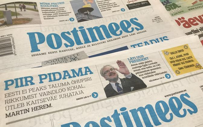 Postimees.