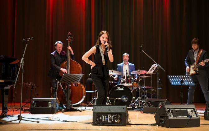 Jazz Time Fest. Иллюстративная фотография.