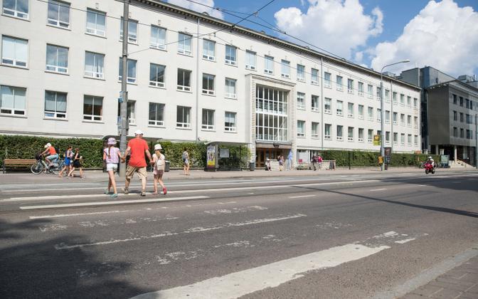 Tallinn University.