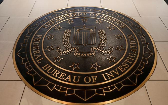 USA Föderaalne Juurdlusbüroo (FBI).