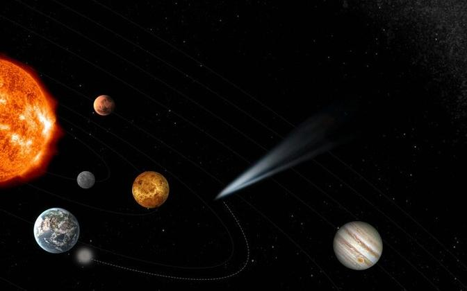 The Comet Interceptor mission will travel to an as-yet undiscovered comet or other extra-Solar System space rock, making a flyby of the chosen target when it is on the approach to Earth's orbit.