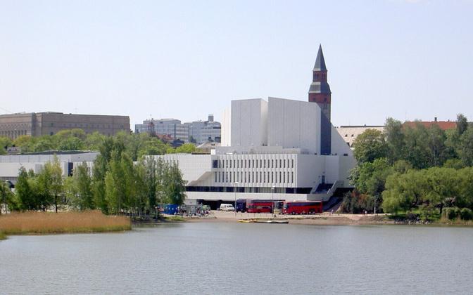 Vaade Helsingile