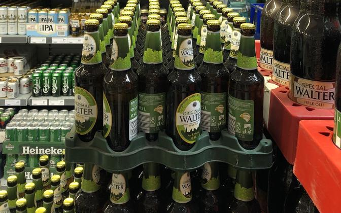 Beer and strong alcohol look set to cost less in major outlets from Monday.