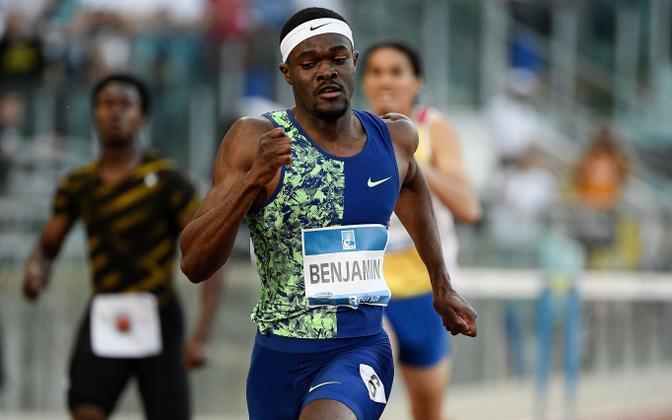 Rai Benjamin
