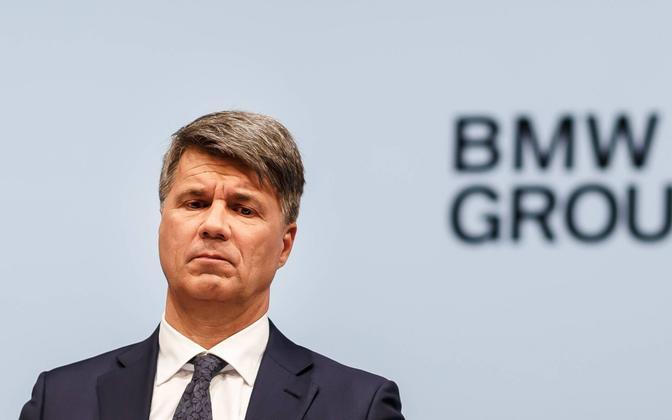 BMW tegevjuht Harald Krüger.