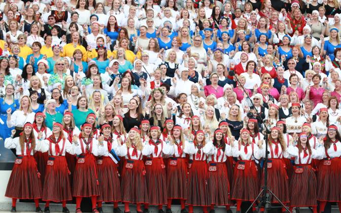 Second concert of the XXVII Song Festival