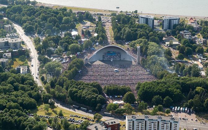 The XXVII Song Festival