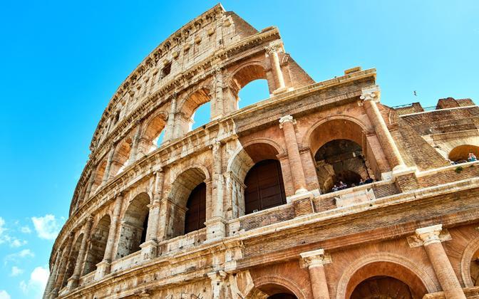 Kuigi roomlased said nautida tõepoolest erakordselt kõrgeid õhutemperatuure, oli see planeedi lõikes pigem erand.