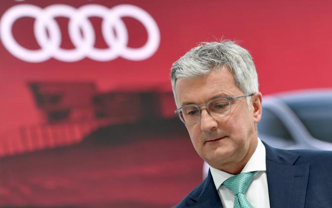 Audi endine tegevjuht Rupert Stadler.
