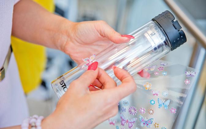 MTÜ JCI GO Koda дала в универмаге Stockmann старт экологической кампании «Ära joo plasti».