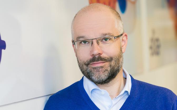 Sami Seppänen, Elisa tegevjuht