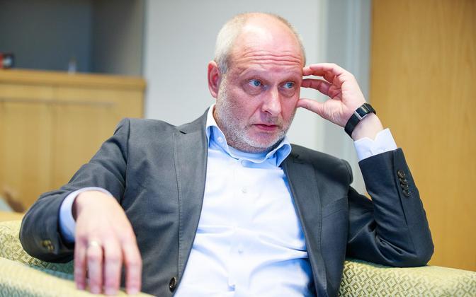 European Union Ambassador to Ukraine Matti Maasikas.