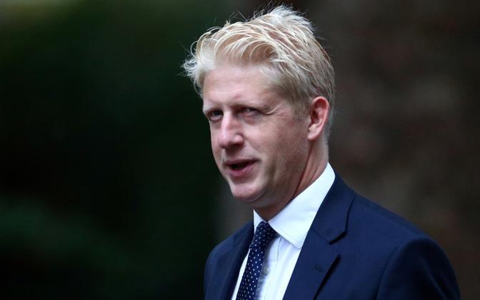 Boris Johnsoni vend Jo Johnson