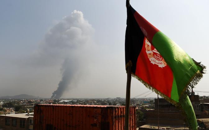 Афганистан. Иллюстративное фото.